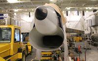 143703 - F-8A U.S.S. Hornet
