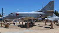 145067 @ KPMD - A-4C Skyhawk