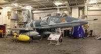 158137 - TA-4J U.S.S. Hornet display