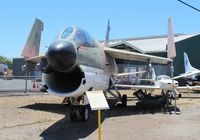 159301 @ KOAK - A-7 Oakland Aviation Museum