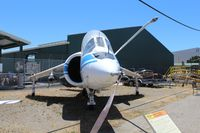 159381 @ KOAK - TAV-8A at Oakland Aviation Museum
