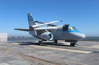 160599 - S-3B U.S.S. Hornet display