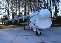 160715 @ KNIP - A-7E Corsair NAS Jacksonville gate guard