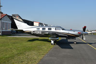 D-FSRS @ EDWF - At Leer-Papenburg airport