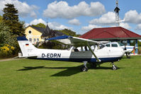 D-EDRN @ EDWX - based at Westerstede