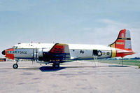 42-72702 @ YMES - Douglas SC-54D Rescuemaster, USAF serial 42-72702  MSN10807 RAAF Base East Sale, Victoria , Australia. Circa 1961/1962.