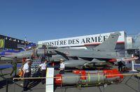 123 @ LFPB - Dassault Rafale C of the Armee de l'Air at the Aerosalon 2019, Paris - by Ingo Warnecke
