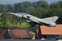 J-2012 @ LSMP - Take off at Payerne, Switzerland