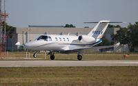 N907LW @ KORL - Citation M2