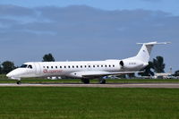 G-RJXI @ EGSH - Departing from Norwich. - by Graham Reeve