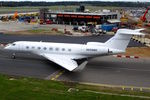 N650MS @ EGGW - at Luton - by Terry Fletcher