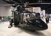 UNKNOWN - NBAA 2016 Bell 525R mock up
