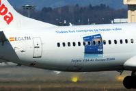EC-LTM @ LIMC - Patch VISA Air Europa