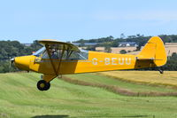 G-BEUU @ X3CX - Departing from Northrepps. - by Graham Reeve