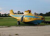 C-FPQK @ KEVB - PBY-5A - by Florida Metal