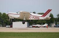 C-FZPD @ KOSH - Air Venture 2018