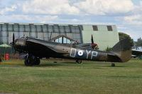 G-BPIV @ EGSU - Under tow at Duxford. - by Graham Reeve