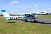 G-BSFR @ EGBO - Visiting Aircraft. Ex:-N68341 - by Paul Massey