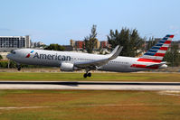 N391AA @ KMIA - No comment. - by Dave Turpie