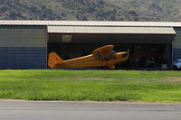 N71044 @ SZP - 1946 Piper J3C-65 CUB, Continental A&C-65 65 Hp, at Hangar - by Doug Robertson