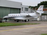 OE-GUN @ EDDK - Cessna 560XL Citation Excel - HTL My Fair Jet - 5605061 - OE-GUN - 27.08.2017 - CGN