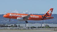 VH-VGF @ YPPH - Airbus A320-232 Jetstar VH-VGF runway 03 YPPH 23/06/18. - by kurtfinger