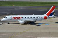 F-HBXN @ EDDL - Embraer ERJ-170LR 170-100LR - A5 HOP HOP! opby RAE Regional CAE - 17000011 - F-HBXN - 29.03.2019 - DUS
