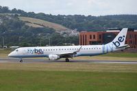 G-FBEK @ EGTE - Just landed at Exeter.