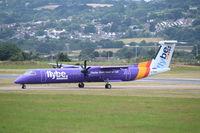 G-PRPK @ EGTE - Just landed at Exeter.