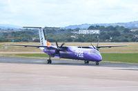 G-PRPG @ EGTE - Just landed at Exeter.