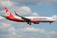 D-ABKM @ EDDK - Boeing 737-86J(W) - AB BER Air Berlin - 37755 - D-ABKM - 05.06.2017 - CGN