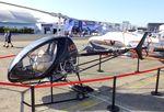 77 BTI @ LFPB - Dynali H3 EasyFlyer at the Aerosalon 2019, Paris