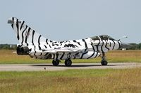 36 @ LFRJ - Dassault Rafale M, Taxiing to flight line, Landivisiau Naval Air Base (LFRJ) Tiger Meet 2017 - by Yves-Q