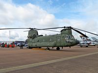 D-661 @ EGVA - Static display at RIAT RAF Fairford 2019 - by Chris Holtby
