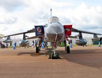 46 05 @ EGVA - Static display at RIAT 2019 RAF Fairford - by Chris Holtby
