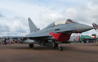 30 67 @ EGVA - On static display RIAT 2019 RAF Fairford - by Chris Holtby