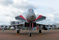 30 25 @ EGVA - On static display at RIAT 2019 RAF Fairford - by Chris Holtby
