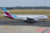 D-AXGE @ EDDL - Eurowings A332 - by FerryPNL