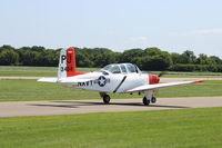 N100ZP @ 21D - Taxiing to runway 32 at Lake Elmo. - by chilito