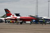 E-191 @ EKRK - Roskilde Air Show - by Erik Oxtorp
