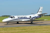 G-SPUR @ EGSH - Arriving at Norwich from Florence. - by keithnewsome