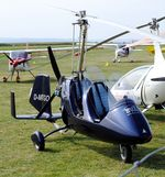 D-MTGO - AutoGyro MT-03 at the 2019 Flugplatz-Wiesenfest airfield display at Weilerswist-Müggenhausen ultralight airfield