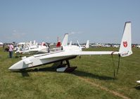 N13DF @ KOSH - Rutan Long-EZ