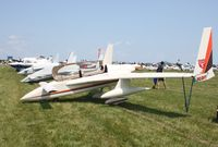 N23MT @ KOSH - Long-EZ