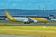 9V-OJG @ YPPH - Boeing 787-9 Dreamliner Scoot 9V-OJG heading for the terminal YPPH 131018. - by kurtfinger