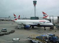 G-EUUL - Heathrow