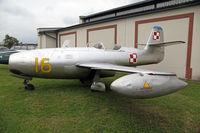 16 @ EPKC - Polish Aviation Museum Krakow 21.8.2019 - by leo larsen