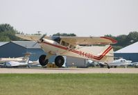 N4418N @ KOSH - Taylorcraft F21B - by Mark Pasqualino
