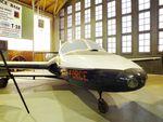 55-4305 - Cessna T-37B at the Hangar 25 Air Museum, Big Spring McMahon-Wrinkle Airport, Big Spring TX