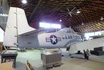 N6FY @ BGS - North American T-28A Trojan at the Hangar 25 Air Museum, Big Spring McMahon-Wrinkle Airport, Big Spring TX